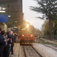 Lioni, dalla stazione a 'Riti di Fuoco'