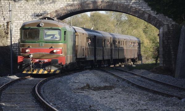 Treno e turismo, a Lioni summit Regione-Ferrovie
