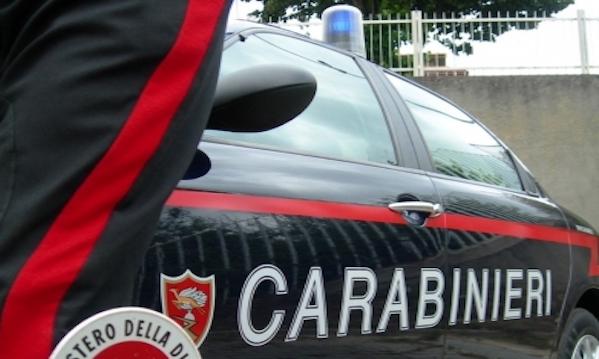 Sant'Angelo: arresto per furto. Calabritto: denunce per truffa online