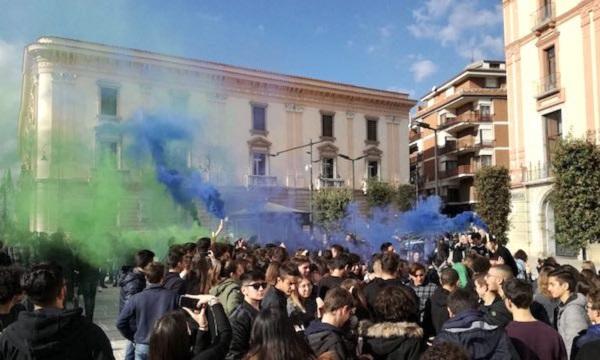Liceo Mancini, 'No alla soluzione prefabbricati'