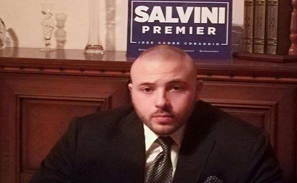 """D'Alessio (Lega): """"Le sardine irpine? Protestassero contro i dinosauri della provincia"""""""