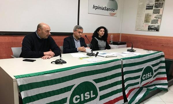 Cantieri Lioni-Grotta, la Cisl attacca: 'Lavoro agli irpini'