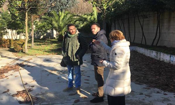 Todisco e Angioli al maglificio 100Quindici Passi: 'Esperienza da tutelare'