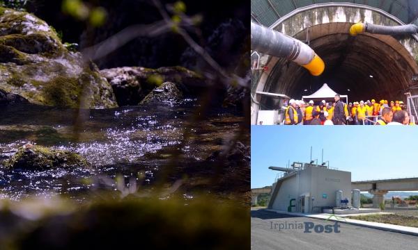 Reti idriche, 20 milioni dalla Regione e tavolo al ministero sull'acqua irpina