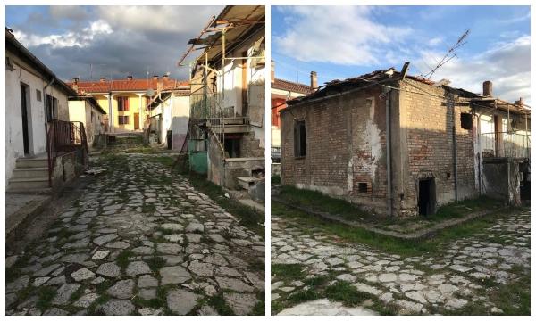 Casette di Aquilonia, 30 firme anti-demolizione: ci sono Capossela e Arminio