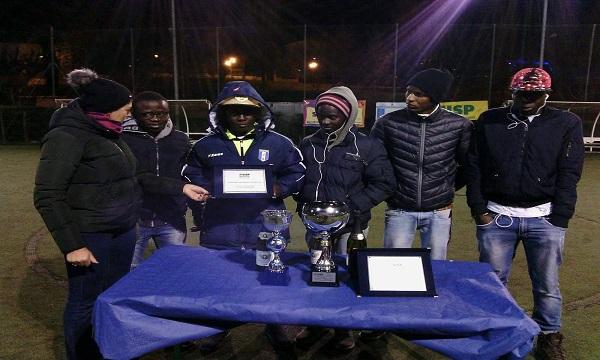 Calcio e integrazione, a Lioni il torneo Uisp con rifugiati di Conza e Sant'Angelo