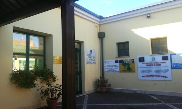 Scuola senza bulli, il Co.Re.Com Campania al liceo De Sanctis