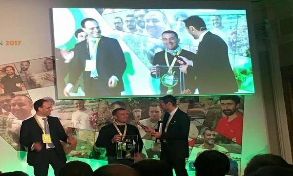 Oscar Green, vince l'Irpinia con SerroCroce