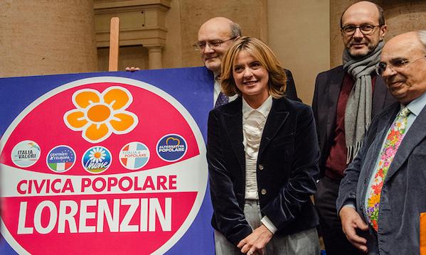 Dalla Lorenzin a De Mita, Civica Popolare svela il simbolo