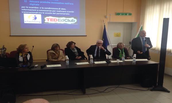 Erasmus+, Foti e Iannaccone al Marone: 'Scambi promuovono il pensiero europeo'