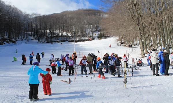 Innamorati della Neve, Laceno ospita la kermesse Uisp