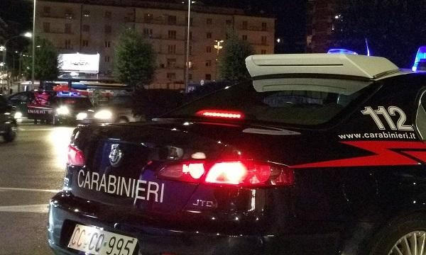 Avellino: parcheggiatori abusivi nel mirino dei carabinieri