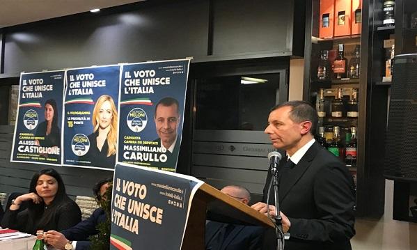 Mercogliano, Pd: 'Il sindaco candidato di destra dimentica di amministrare'