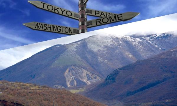 Il turismo nonsense dei candidati in Irpinia