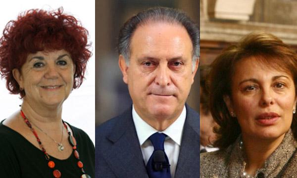 Fedeli, Cesa e Lonardo: volti nazionali nel weekend in Irpinia