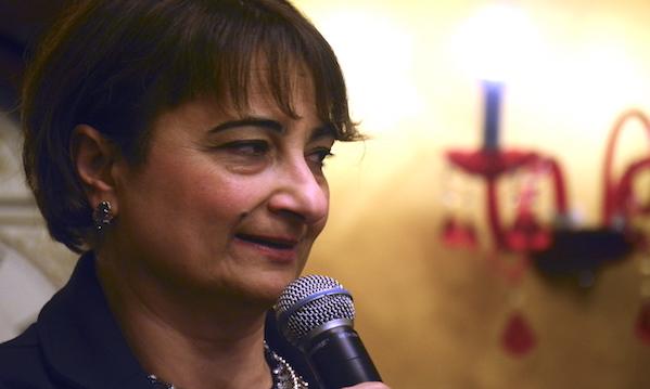Carmela Grasso: 'Mio impegno continua'