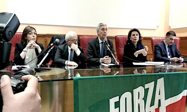 Forza Italia dopo il voto: 'Ripartire da Avellino allargando la coalizione'