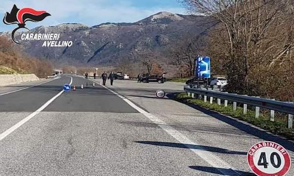 Carabinieri: gli interventi in Alta Irpinia, 15enne con metadone