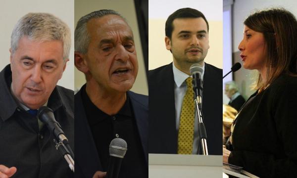 Da De Caro a Pallini, gli eletti del proporzionale