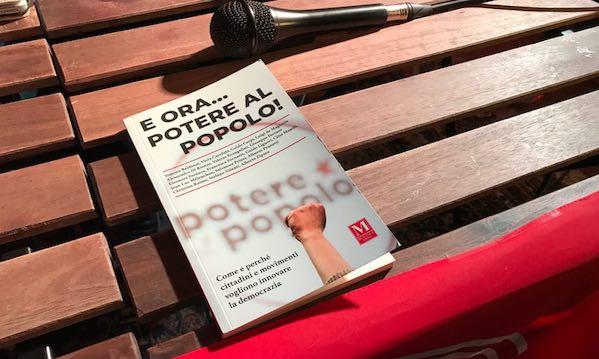 L'avventura in un libro, così Potere al Popolo chiude la campagna elettorale