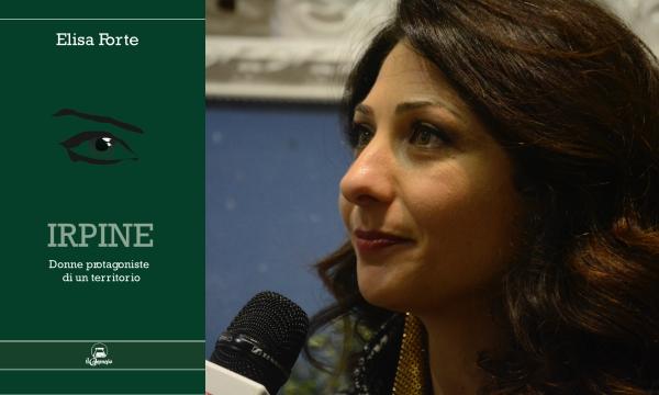 Elisa Forte: 'L'Irpinia è rosa, ma fa fatica a dirlo'