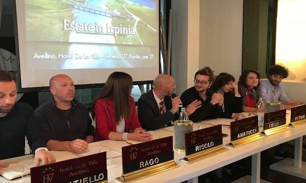 Emozioni d'Irpinia, si presentano i vincitori del contest