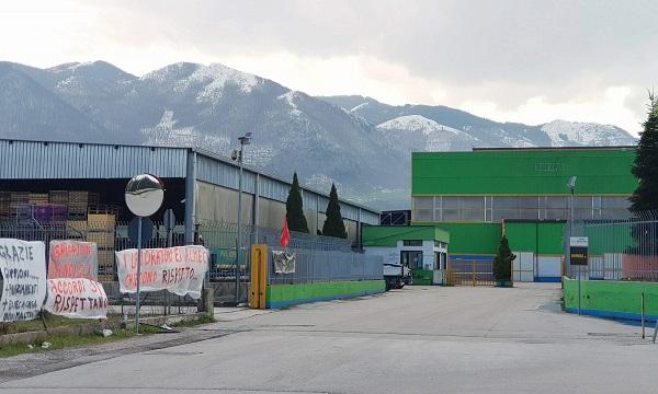 Sirpress, l'azienda: 'Richieste scomposte della Fiom sugli ex Almec'