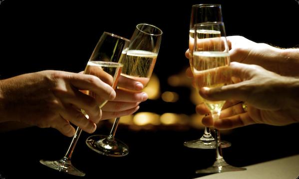 Avellino, champagne e dintorni con gli chef dell'alberghiero