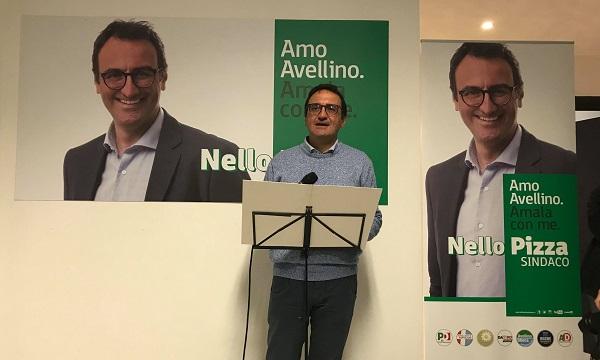 Nasce il gruppo consiliare 'Avellino è popolare': Pizza capogruppo