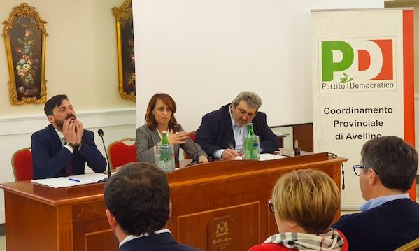 Pd, Di Guglielmo: 'Basta polemiche, ora insieme per Avellino e provincia'