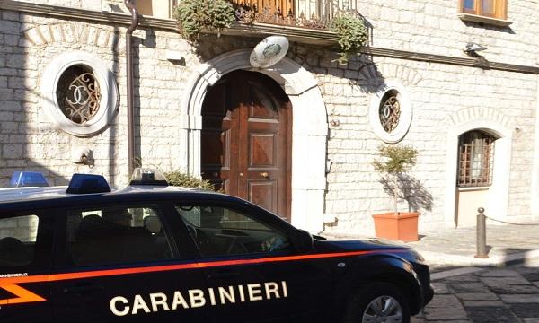 Caposele e Bisaccia, gli interventi dei carabinieri