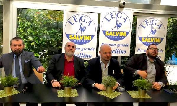 Lega pronta per Avellino: 'Lista voluta da Salvini, la città ritrovi l'orgoglio'