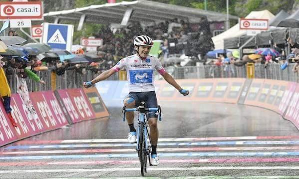 Giro d'Italia a Montevergine: vetrina per l'Irpinia
