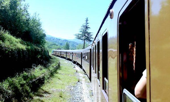 Tufo: degustazioni alla fermata nelle domeniche del treno