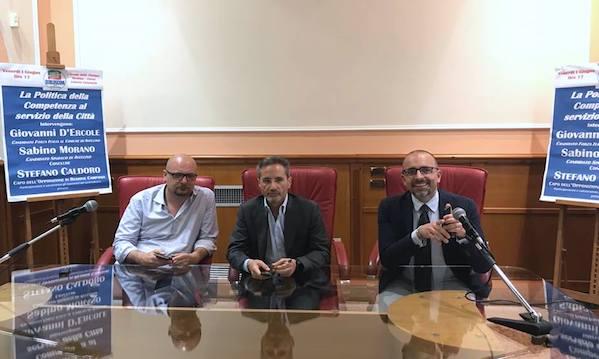 Caldoro: 'Centrosinistra ad Avellino, solo logiche di potere senza risposte'