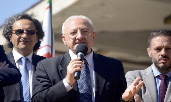 Sanità: a Bisaccia la nuova Rsa, inaugura De Luca