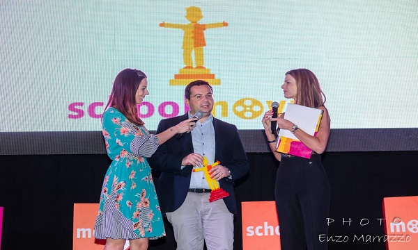 Giffoni Film Festival, Serino finalista di School Movie