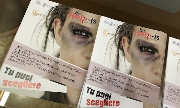 Be Help-is, donne vittime di violenza in un percorso di aiuto