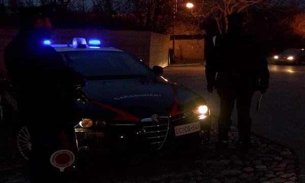 Coronavirus, altre 29 denunce dei Carabinieri in Irpinia