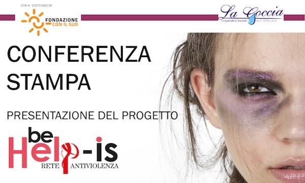 Potenziare i centri antiviolenza, ad Avellino si presenta Be-Help is