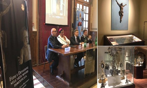 'Montevergine, scrigno dei tesori recuperati dai Carabinieri'