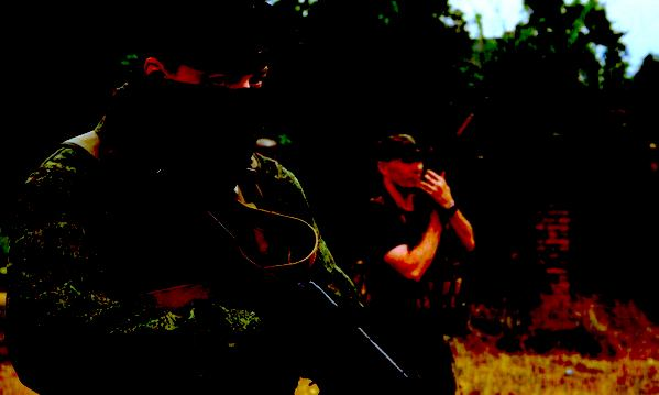 Foreign fighters nel Donbass, di Chiusano l'irpino coinvolto