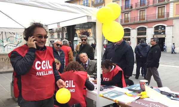 """Rapporto Svimez, Cgil: """"In Irpinia servono investimenti pubblici e privati"""""""