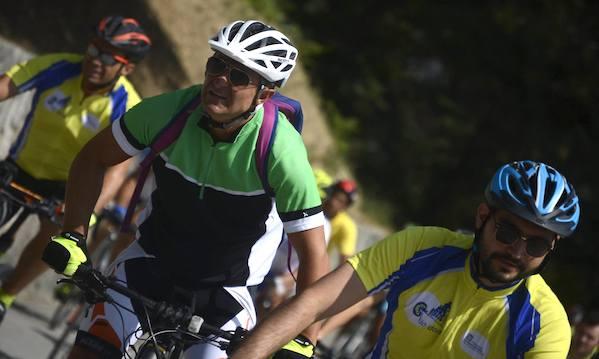 Verso la ciclopedalata per la vita: a Cassano 100% donatori, Montemarano sprint
