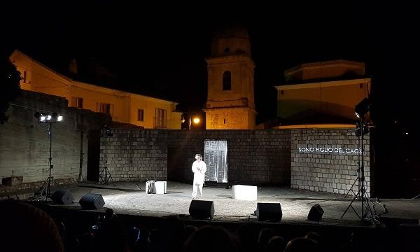 Enrico Lo Verso: 'Qui in Irpinia un palcoscenico glorioso per il teatro'
