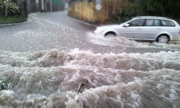 Pioggia, vento e fulmini: nuova allerta in Alta Irpinia