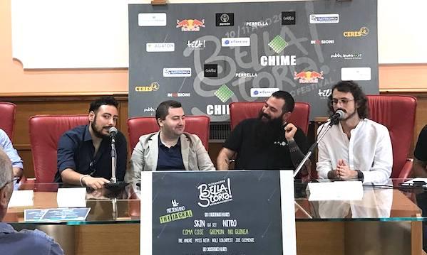 The Jackal presentano 'Bella Storia', appuntamento a Venticano per il social festival