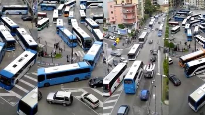 Avellino: terminal Bus verso lo spostamento, da piazza Kennedy a Campo Genova