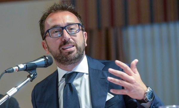 Riforma della giustizia, il ministro Bonafede ad Avellino