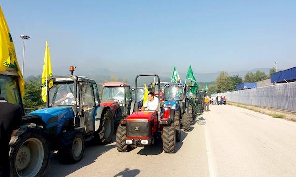 Biodigestore Chianche: Irpinia protesta, Regione frena
